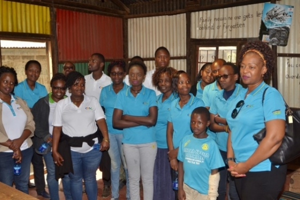 CSR at Young Life Africa Children's Home - The Central