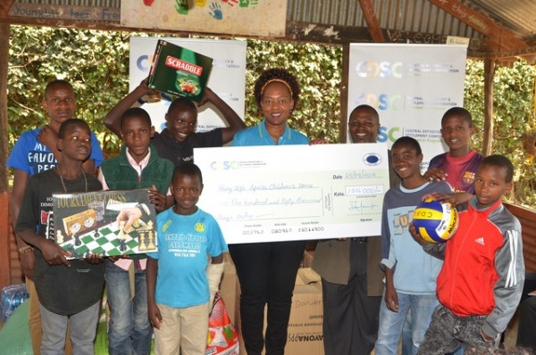 CSR at Young Life Africa Children's Home