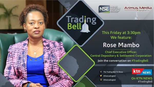 Rose Mambo Interview on the Trading Bell